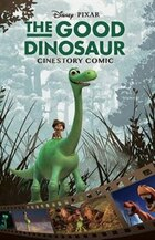 Disney Pixar Good Dinosaur Cinestory