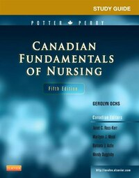 Study Guide For Canadian Fundamentals Of Nursing