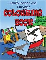 Newfoundland and Labrador  Colouring Book