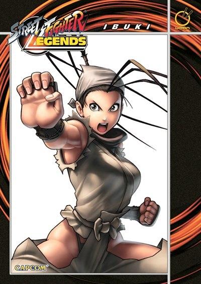 Street Fighter Legends: Ibuki by Jim Zubkavich