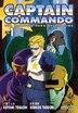 Captain Commando Volume 1 by Kenkou Tabuchi