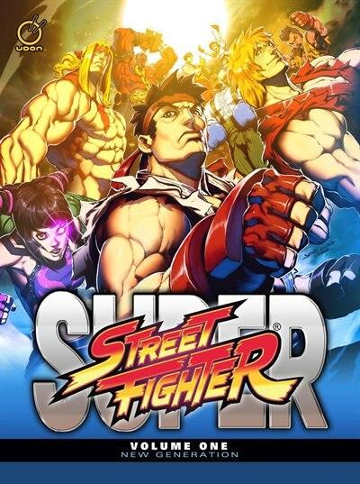 Super Street Fighter Volume 1: New Generation by Ken Siu-chong
