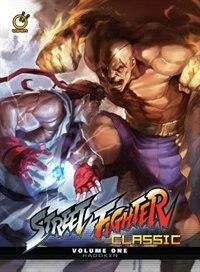 Book Street Fighter Classic Volume 1: Hadoken by Arnold Tsang