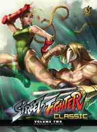 Street Fighter Classic Volume 2: Cannon Strike by Ken Siu-chong