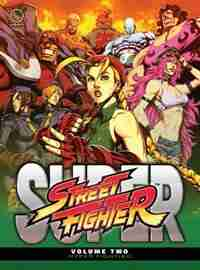 Super Street Fighter Volume 2: Hyper Fighting by Ken Siu-chong