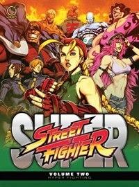 Super Street Fighter Volume 2: Hyper Fighting by Ken Siu-chong