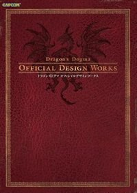 Book Dragon's Dogma: Official Design Works by Capcom