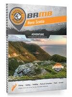 Backroad Mapbook: Nova Scotia, Third Edition