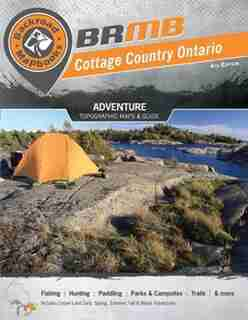 Ontario Cottage Country Backroad Atlas by Mussio