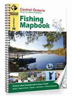 Central Ontario Fishing Book by Mussio