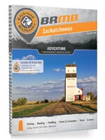 Saskatchewan Backroad Mapbook