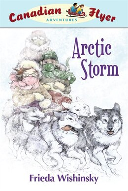 Book Arctic Storm by Frieda Wishinsky