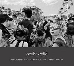 Book Cowboy Wild by David Campion