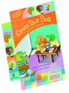 Crocs In A Box by Robert Heidbreder