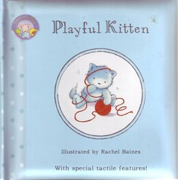 Book Playful Kitten by Spicebox