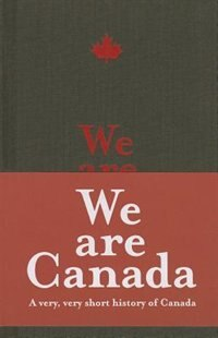 Book We Are Canada by Rikia Saddy