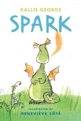 Book Spark by Kallie George