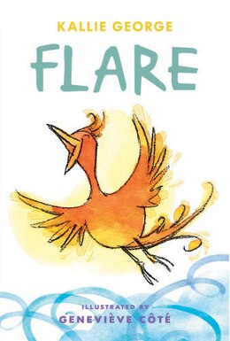 Book Flare by Kallie George