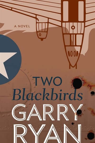 Two Blackbirds by Garry Ryan