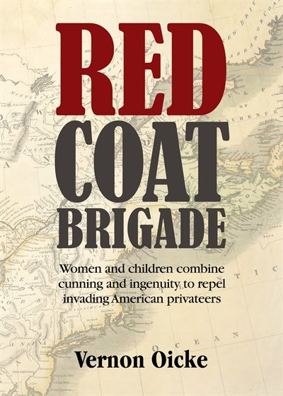 Red Coat Brigade by Vernon Oickle