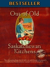 Book Out of Old Saskatchewan Kitchens (pb) by Amy Ehman