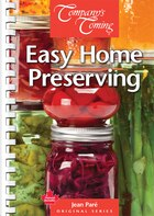 Easy Home Preserving