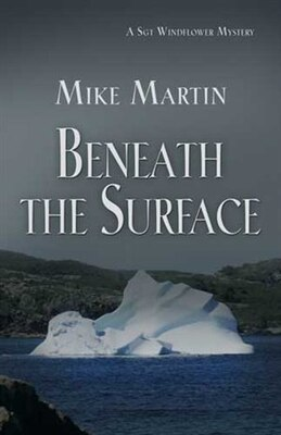 Book BENEATH THE SURFACE by MIKE MARTIN