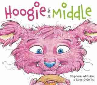 Hoogie in the Middle by Stephanie Mclellan