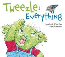 Book Tweezle Into Everything by Stephanie McLellan