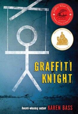 Book Graffiti Knight by Karen Bass