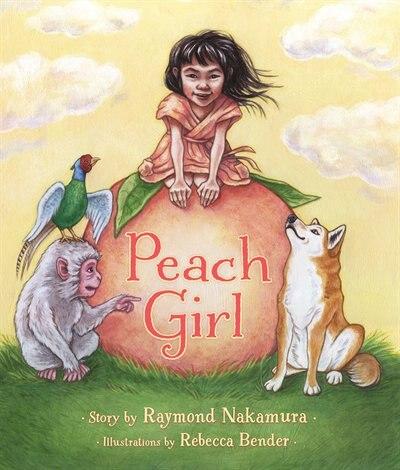 Peach Girl by Raymond Nakamura