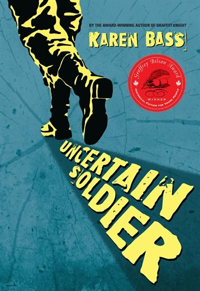 Uncertain Soldier by Karen Bass