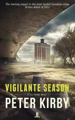 Book Vigilante Season by Peter Kirby
