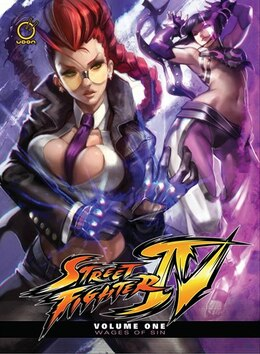 Book Street Fighter Iv Volume 1: Wages Of Sin by Ken Siu-chong