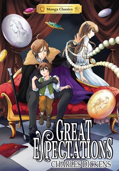 Manga Classics: Great Expectations: Great Expectations by Charles Dickens