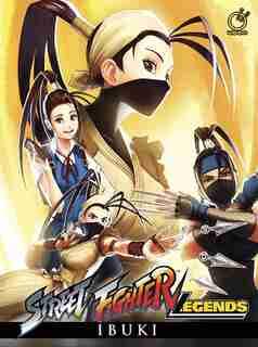 Street Fighter Legends: Ibuki by Jim Zub