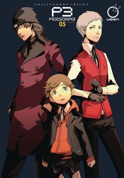 Persona 3 Volume 5 by Atlus