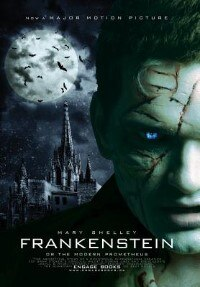 Frankenstein: 1000 COPY LIMITED COLLECTORS EDITION (Hardback with Jacket) (Engage Books) by Mary Wollstonecraft Shelley