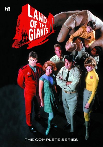 Land Of The Giants The Complete Series by Irwin Allen