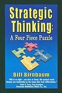 Strategic Thinking:a Four Piece Puzzle: A Four Piece Puzzle