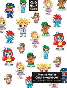 Book Manga Mania?: Chibi Sketchbook by Christopher Hart