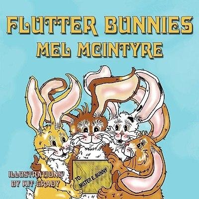 Flutter Bunnies by Mel McIntyre