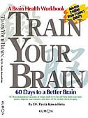 Book Train Your Brain by Kumon