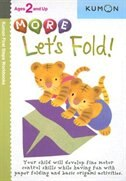 Book Lets Fold: At The Farm by Kumon