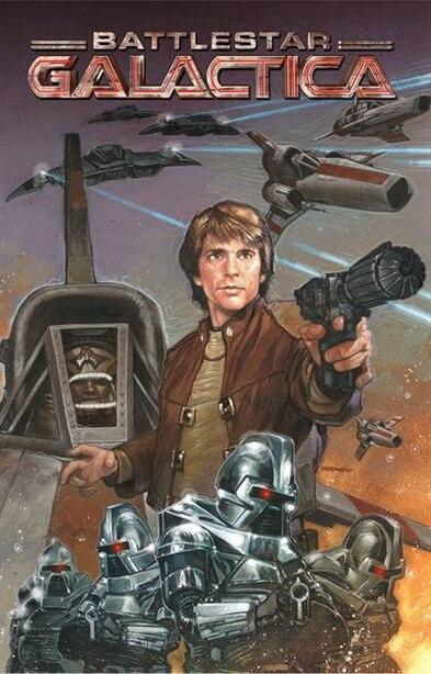 Classic Battlestar Galactica Volume I by Rick Remender