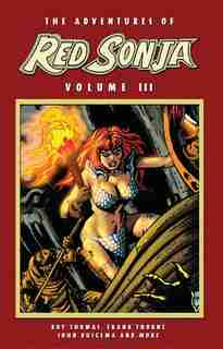 The Adventures Of Red Sonja Volume 3 by Various