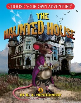 Book The Haunted House by R. A. Montgomery