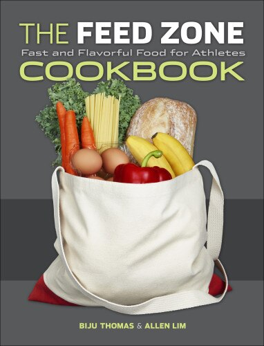 The Feed Zone Cookbook: Fast and Flavorful Food for Athletes by Biju K. Thomas