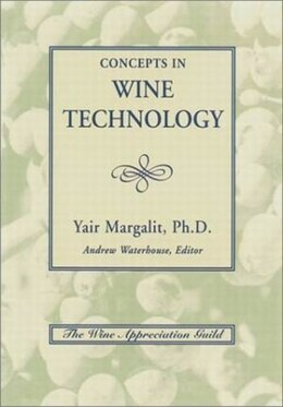 Book Concepts In Wine Technology  1st Edition by Yair Margalit