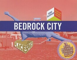 Book Bedrock City by Todd Oldham